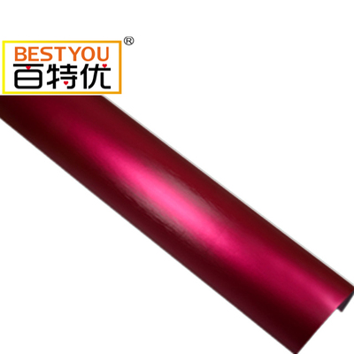 JIAYUAN glossy metallic car vinyl stickers for car body wrapping